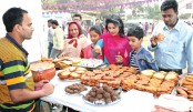 10th National Cake Festival on Shilpakala Academy premises