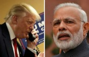 US President Donald Trump to speak to Indian Prime Minister Narendra Modi on Tuesday