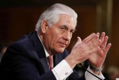 Rex Tillerson: Trump foreign affairs pick narrowly backed