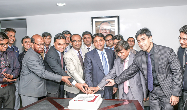 International Convention City Bashundhara gets ISO certification