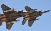 Saudi Arabia unveils next-generation F-15 warplane