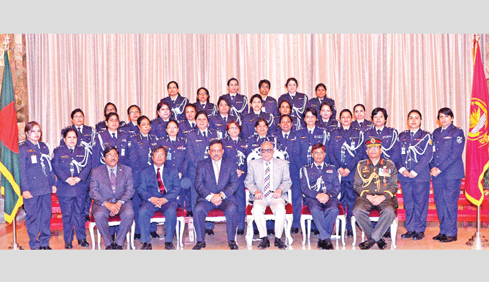 Play people-friendly role to maintain law, order