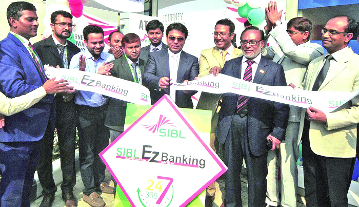 SIBL opens ATM booth at ICCB