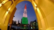 Burj Khalifa lights up in Tricolour to celebrate India's Republic Day