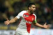 Falcao heads Monaco into French League Cup final