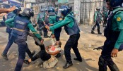 Police clash with anti-coal protesters in Dhaka, 20 hurt