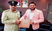 Shahid Afridi frees 30 Pakistanis from Dubai prisons