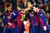 Barcelona in Copa del Rey semifinals for 7th straight season