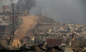 Chile forest fires: Death toll rises to 10