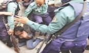 GD filed over police assault on journos