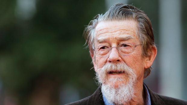 British actor John Hurt, star of 'The Elephant Man' dies at 77