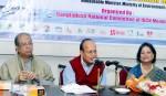 Manju for creating awareness to save the sea