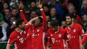 Bayern Munich beat Werder Bremen for record 13th straight time