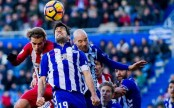 Atletico held by Alaves to scoreless draw in Spanish league