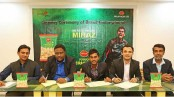 Miraz becomes PRAN Potato Cracker brand ambassador