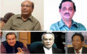 Search Committee to meet with five more distinguished personalities