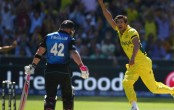 New Zealand makes 286-9 in 1st ODI vs. Australia