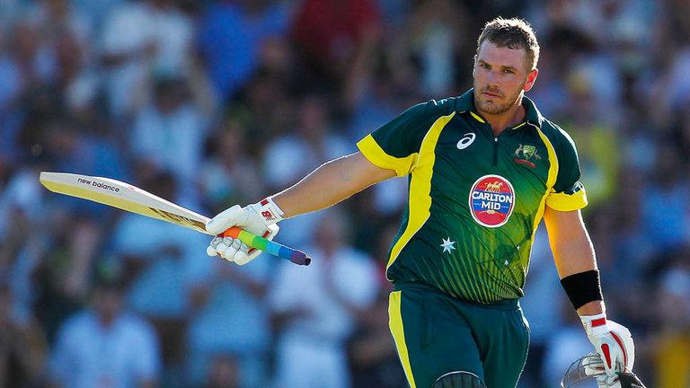 Aaron Finch named Australia captain for T20I series vs Sri Lanka