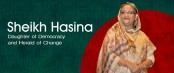 Book on 'Ganotantrer Bonnhishikha: Sheikh Hasina' hands over to President