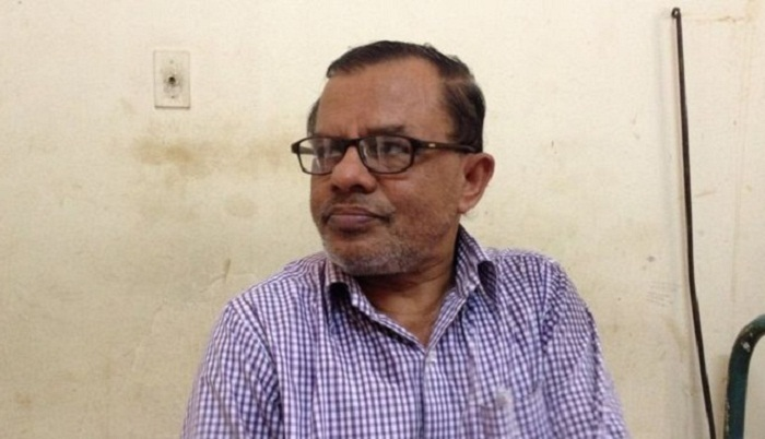 Naraynganj headmaster Shyamal Kanti Bhakta's police protection withdrawn