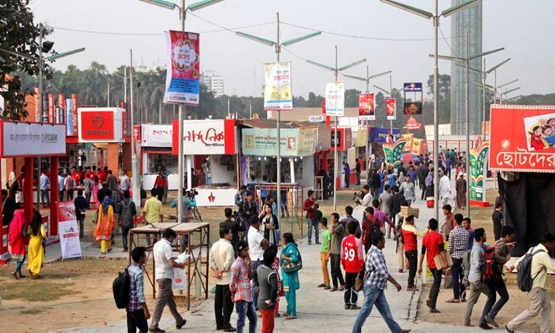 Ekushey Boi Mela kicks off Wednesday