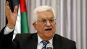 Palestinian President Mahmoud Abbas in Dhaka on three-day visit