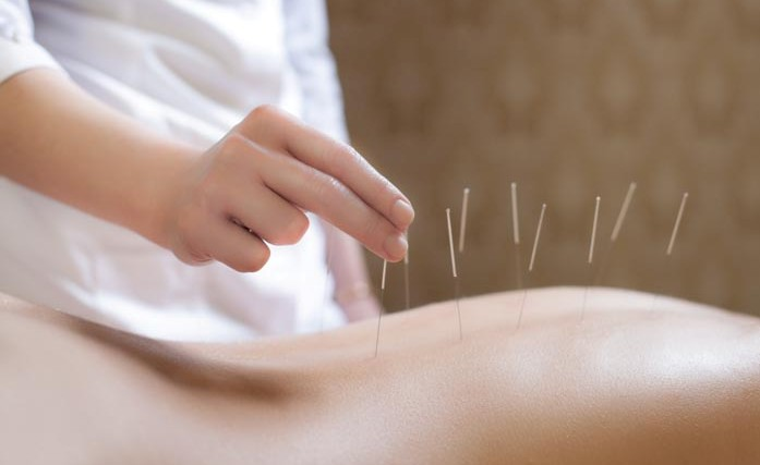 Special Education acupuncture research paper