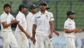 Tigers reach India to play one-off Test