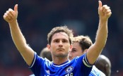 Former England and Chelsea midfielder Frank Lampard announces retirement