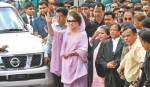 Khaleda expresses no-confidence in court