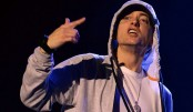Hip-hop star Eminem returns with new Trump attack