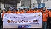 Apollo Hospitals Dhaka observes World Cancer Day