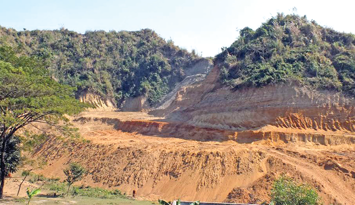 Hills In Peril