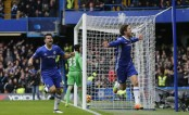 Mesmerizing Hazard solo goal as Chelsea beats Arsenal 3-1
