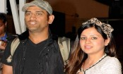 MS Dhoni arrives in Mussoorie to celebrate daughter's birthday