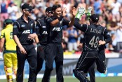 New Zealand win back Chappell-Hadlee Trophy by defeating Australia in ODI