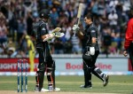 Ross Taylor ton lifts New Zealand to 281 against Australia