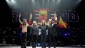 Black Sabbath bow out in Birmingham with final concert