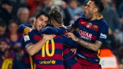 Barcelona thrash Athletic Bilbao in 3-0 rout