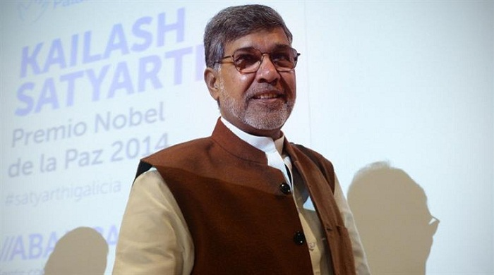 Kailash Satyarthi's Nobel Prize replica stolen
