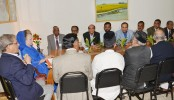 Khaleda starts meeting with 20-party leaders