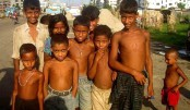 Children with different life, different sufferings