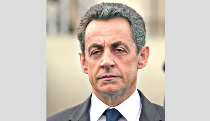 Sarkozy to face trial over 2012 campaign financing