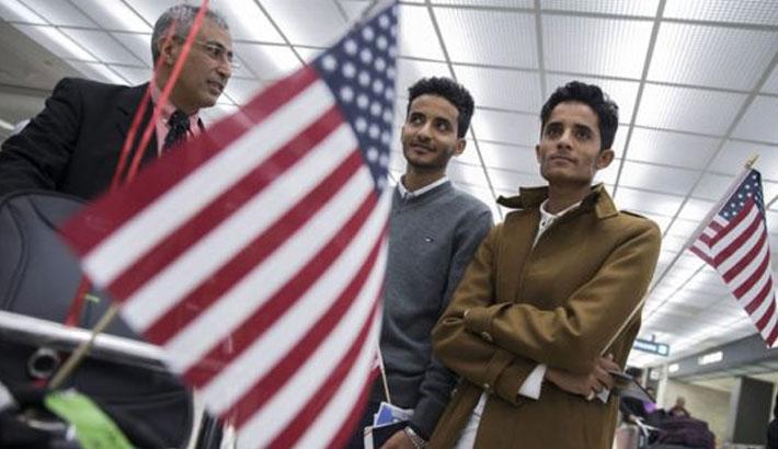 US justice department defends 'lawful' Trump travel ban