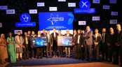 SCB's co-branded credit cards launched with Grameenphone