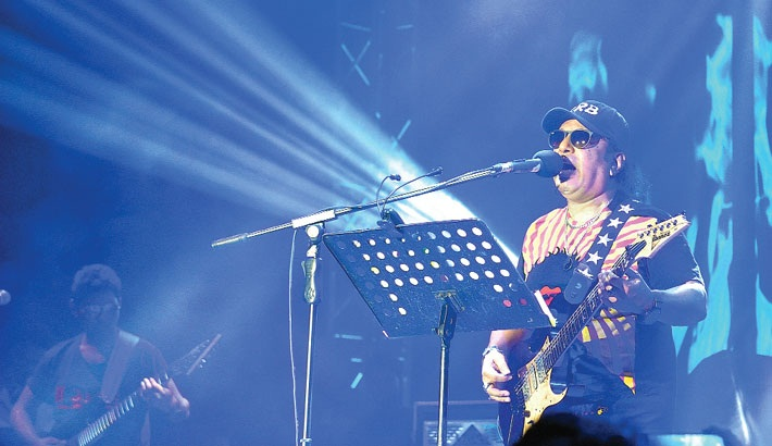 Ayub Bachchu all set to rock ICCB audience on Valentine's Day