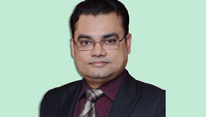 UCB's new DMD and CFO Habibur Rahman