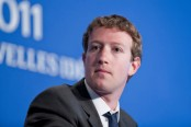 Activist group is trying to oust Mark Zuckerberg as facebook's chairman