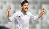 Mehedi gets Pujara to end century stand