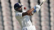 India score 86 for 1 in 27 overs against Bangladesh at launch